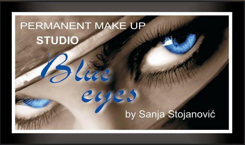 Permanent make up studio BLUE EYES by Sanja Stojanović